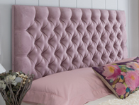 Swanglen Tiffany Fabric Headboard