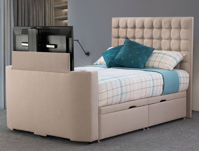 Sweet Dreams Classic  TV Bed & Storage
