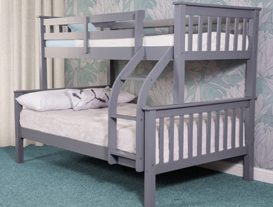Sweet Dreams Connor Triple Bunk Bed Frame Buy Online At Bestpricebeds