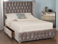 Sweet Dreams Fantasy Fabric bed frame