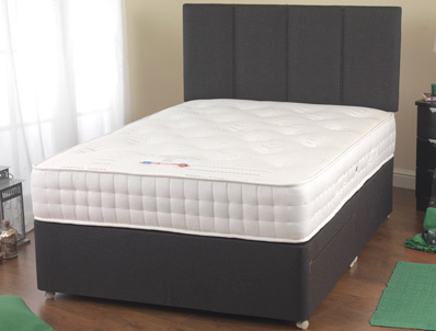 Sweet Dreams Hickling 1000 Pocket & Gel Divan Bed