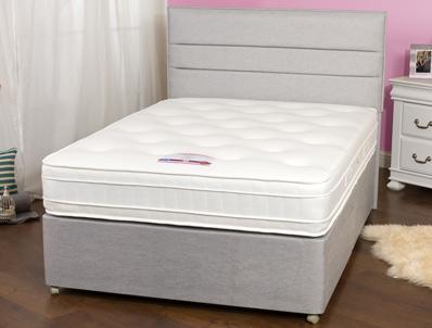 Sweet Dreams Hoveton Sleepzone Divan Bed