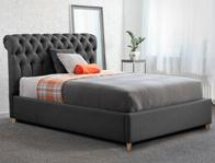 Sweet Dreams Isla Fabric Bed Frame