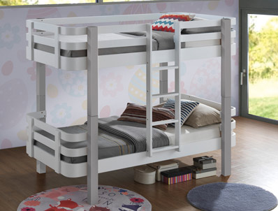 Sweet Dreams Josie Novelty Bunk Bed Frame