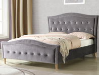 Sweet Dreams Kiera Fabric Bed Frame