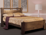 Sweet Dreams Lesley Wenge Colour Bed Frame