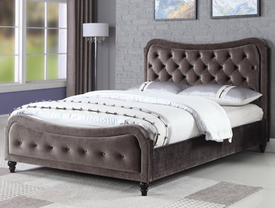 Sweet Dreams Mason/Helena Fabric Bed Frame