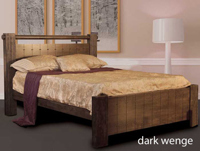 Sweet Dreams Mozart Wenge Colour Bed Frame