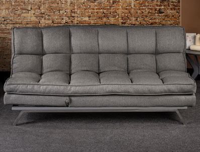 new product e30e9 9d969 Sweet Dreams Nevada/Delaware 3 Seater Futon at bestpricebeds.co.uk