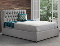 Sweet Dreams Pharoah Fabric Bed Frame