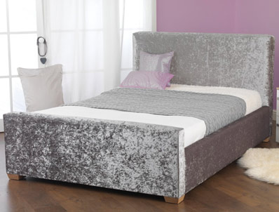 Sweet Dreams Piano Fabric Bed Frame