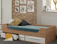 Sweet Dreams Pleasure Low Level Cabin Bed Frame