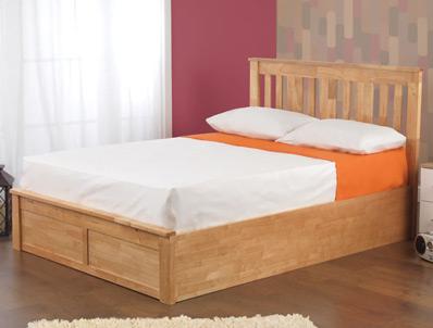 Sweet Dreams Roman wooden Ottoman Bed Frame