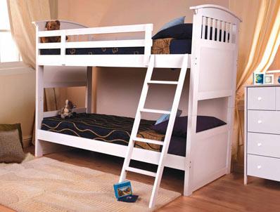 Sweet Dreams Ruby Bunk Bed