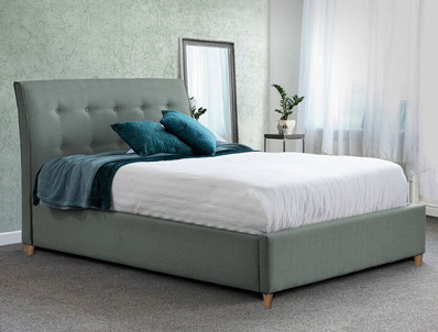 Sweet Dreams Sporting Fabric Bed Frame ,