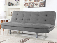 Sweet Dreams Sweden  Colmubus 3 Seater Futon