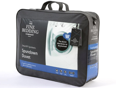 The Fine Bedding Company - Spundown Fibre Quilt (10.5 tog)