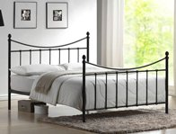 Time Living Alderley Metal Bed Frame