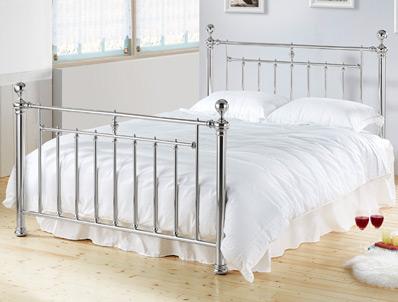 Time Living Alexander Metal Bed Frame