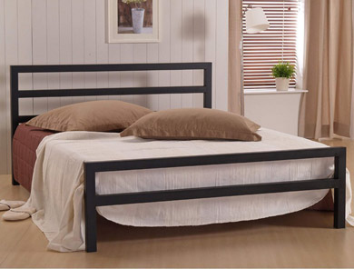 Time Living City Block Bed Frame
