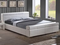 Time Living Durham Faux Leather Bed Frame