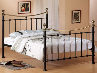 Time Living Elizabeth Victorian Design Bed Frame