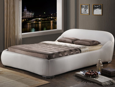 Time Living Manhattan Faux Leather Bed Frame Discontinued