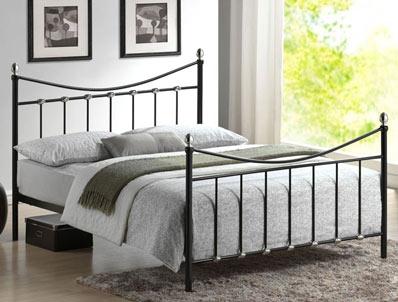 Time Living Oban Metal Bed Frame