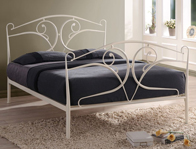 Time Living Seline Metal Bed Frame