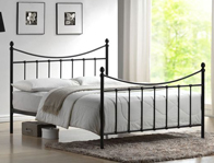 Time Living Wood & Metal Bed Frames