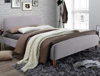 TL Avant Garde Geneva Fabric Bed Frame
