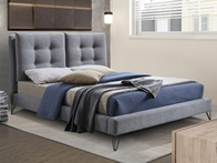 TL Avant Garde Tuscany Fabric Bed Frame