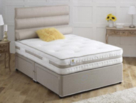 Vogue Bliss 1000 Pocket Divan Bed