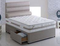 Vogue Bliss Ortho  Coil & Memory Fibre Divan Bed