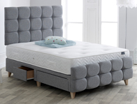 Vogue Dormire Fabric Bedstead