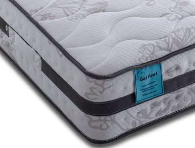 Vogue New Cloud Gel 2000 Pocket Mattress