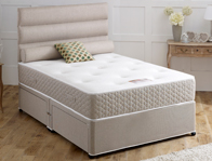 Vogue Ortho Caress 1500 Natural Pocket Bed