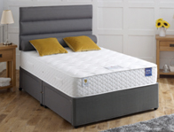 Vogue Rapture 1000 Pocket & blu cool Memory Bed