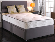 Vogue Windsor 1000 Pocket & Blu Cool Memory Bed