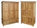 WashingBay Harvard Oak Wardrobes