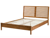 Willis Gambier Jakarta rubberwood Bed Frame 2 Only Available