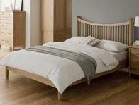 Willis Gambier Spirit Oak Bedroom Collection