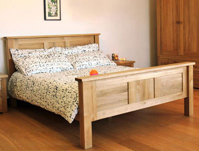 Windsor Oak Collection Bed Frame